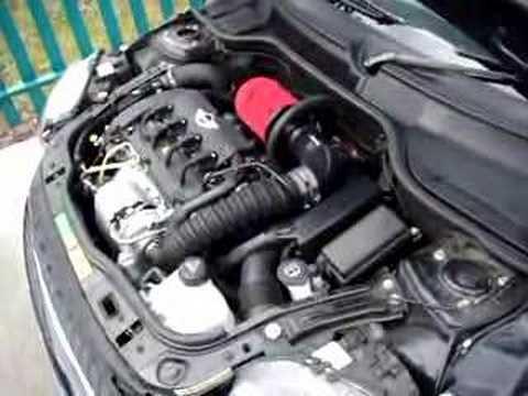 R56 MINI Cooper S with Alta CAI  Forge BOV  YouTube