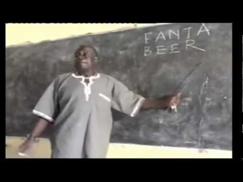 GHANA FUNNY TEACHER EXPLAINS THE REAL DEFINITION OF WINE (TWI)