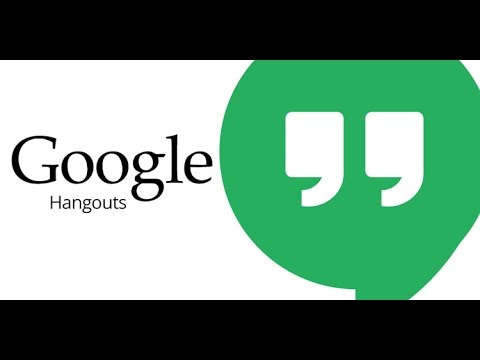 How to use google hangouts in chrome(PC)