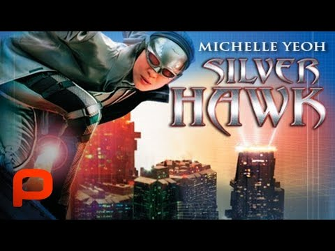 Silver Hawk (Full Movie) Michelle Yeoh. Super hero vigilante