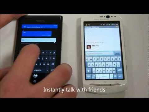 JiTalk - Google Talk Client For Windows Phone