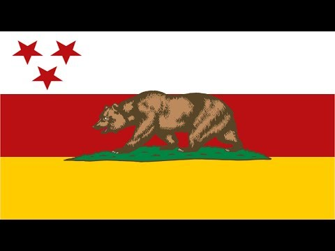 "Anthem of the Pacific States of America - ""I Love You, California"""