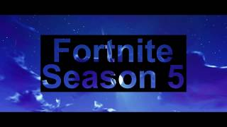 Fortnite Season 5 Leaked Trailer