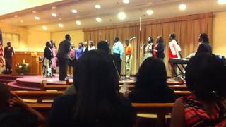 """WCGS Youth Choir """"When Its All Over/ Perfect Prais"""