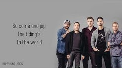 Christmas Time - Backstreet Boys (Lyrics)