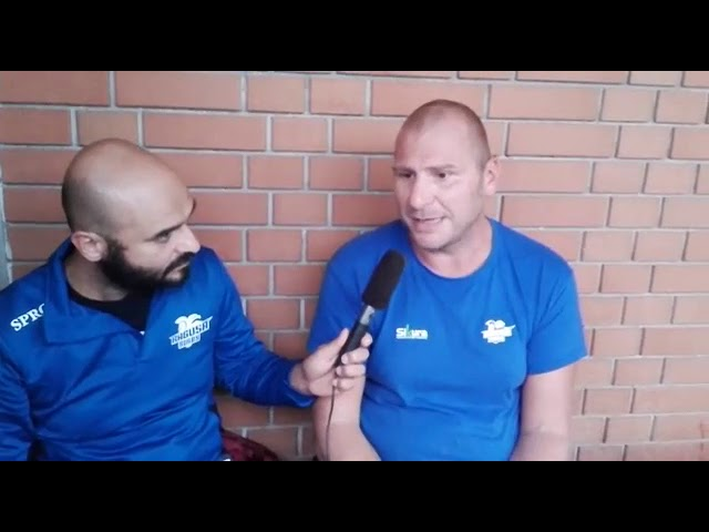 Intervista post partita CAS Reggio Calabria vs Ragusa Rugby 22- 19