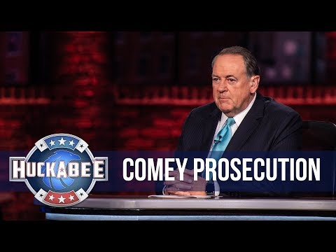 Facts Of The Matter: The Hammer Is COMING DOWN On Comey | Huckabee