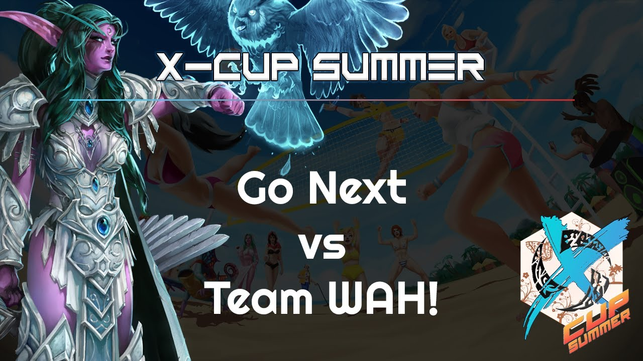 WAH vs. Go Next - X-Cup Summer - Heroes of the Storm 2021