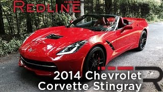 Redline Review: 2014 Chevrolet Corvette Stingray
