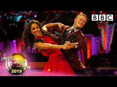 Alex and Kevin American Smooth to 'Ain't No Mountain High Enough' - Week 7 | BBC Strictly 2019