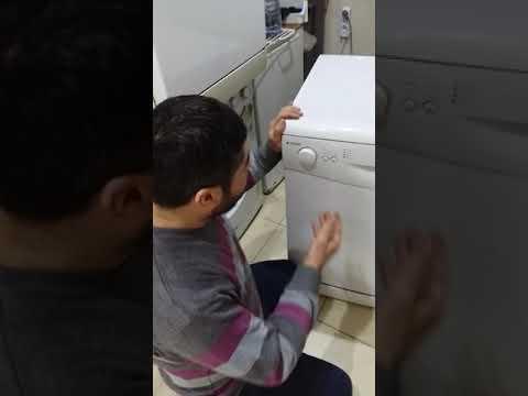 Bosch  çamaşır makinesinde maxx 7 resetleme test proğramına nasıl girilir son hata nasıl görülür?