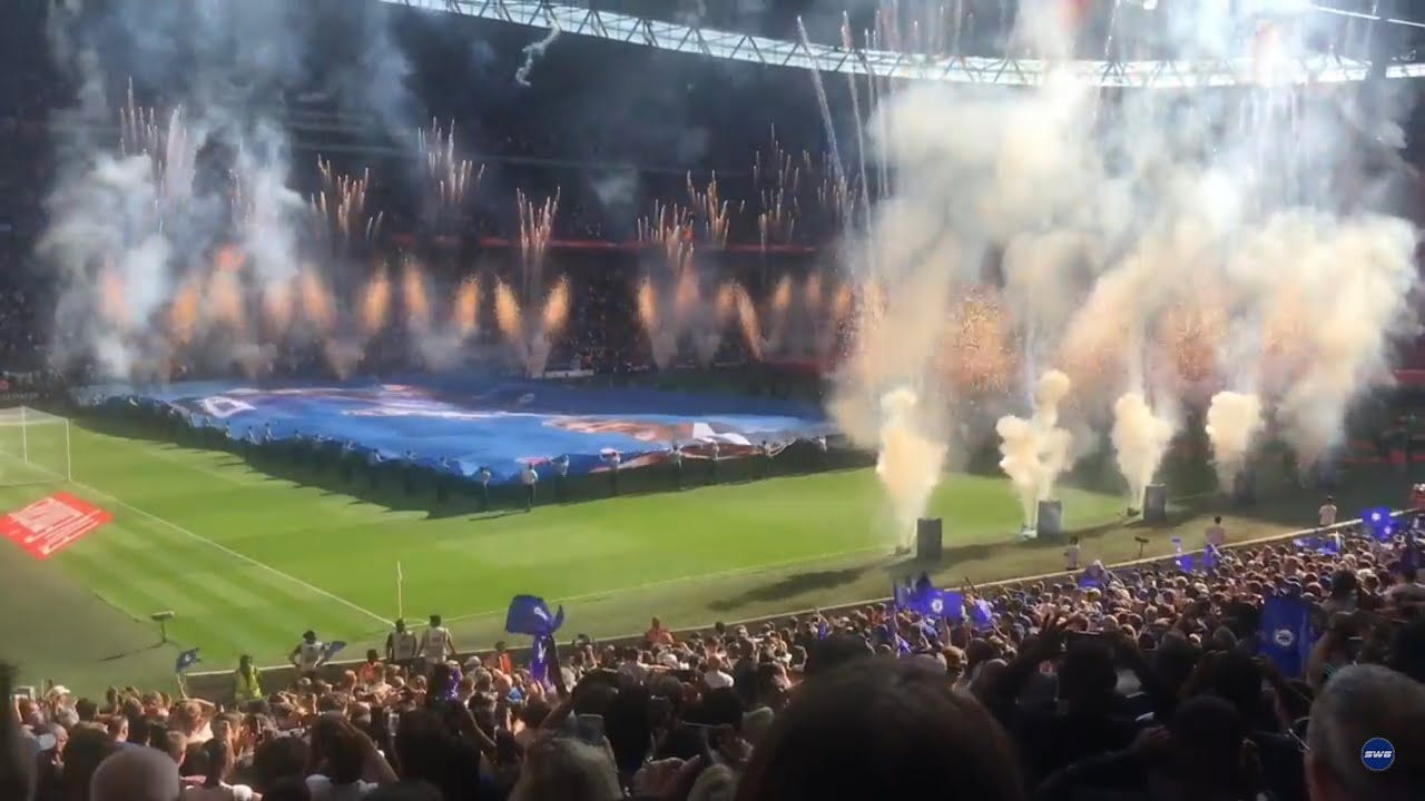 Download FA CUP FINAL 2018 CHELSEA 1 MANCHESTER UNITED 0 #HAZARD - PRE MATCH ENTERTAINMENT BOTH SIDES WEMBLEY
