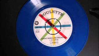 Walter´s Vinyl: Count Basie, Splanky. Roulette REP-1022. EP