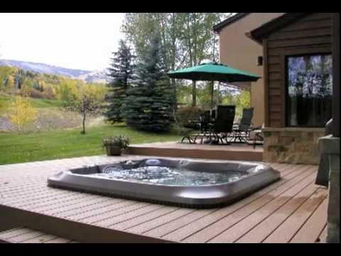 Jacuzzi exterior hinchable beautiful spa exterior en with for Precio de jacuzzi exterior