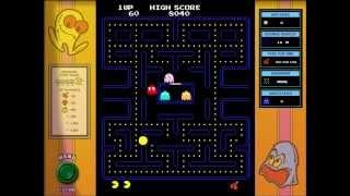 Namco All Stars: Pac-Man (PC) gameplay