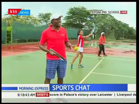 SPORTS CHAT: Youth Kenyan players re-position themselves for glory in tennis game
