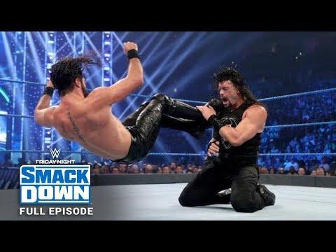 WWE SmackDown Full Episode, 11 October 2019