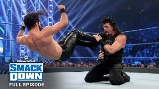 WWE SmackDown Full Episode, 11 October 2019