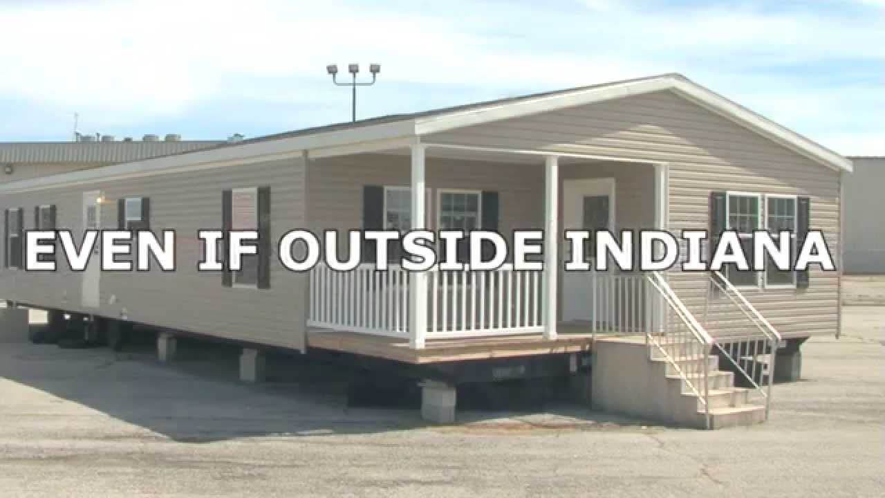 News report factory expo homes in garrett indiana youtube House builders in indiana