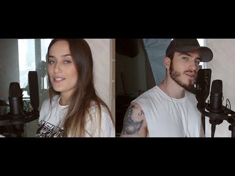 Não Preciso De Você Pra Nada - Luísa Sonza ft Luan Santana COVER - Dreicon & Julia Gama