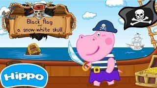 Гиппо 🌼 Сказки для детей 🌼 Белоснежка Новый эпизод 🌼 Мультик игра для детей (Hippo)