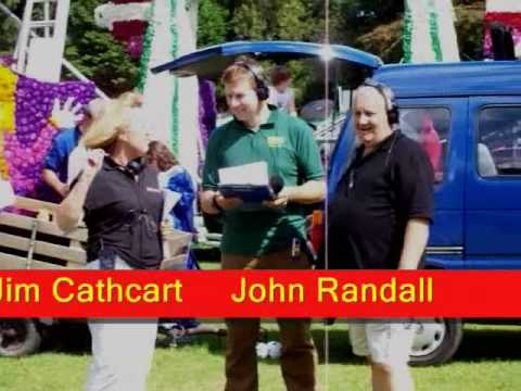 BBC Radio Guernsey presenters - North Show 2008