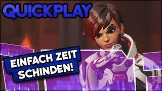 Zeit schinden! • Overwatch Quickplay