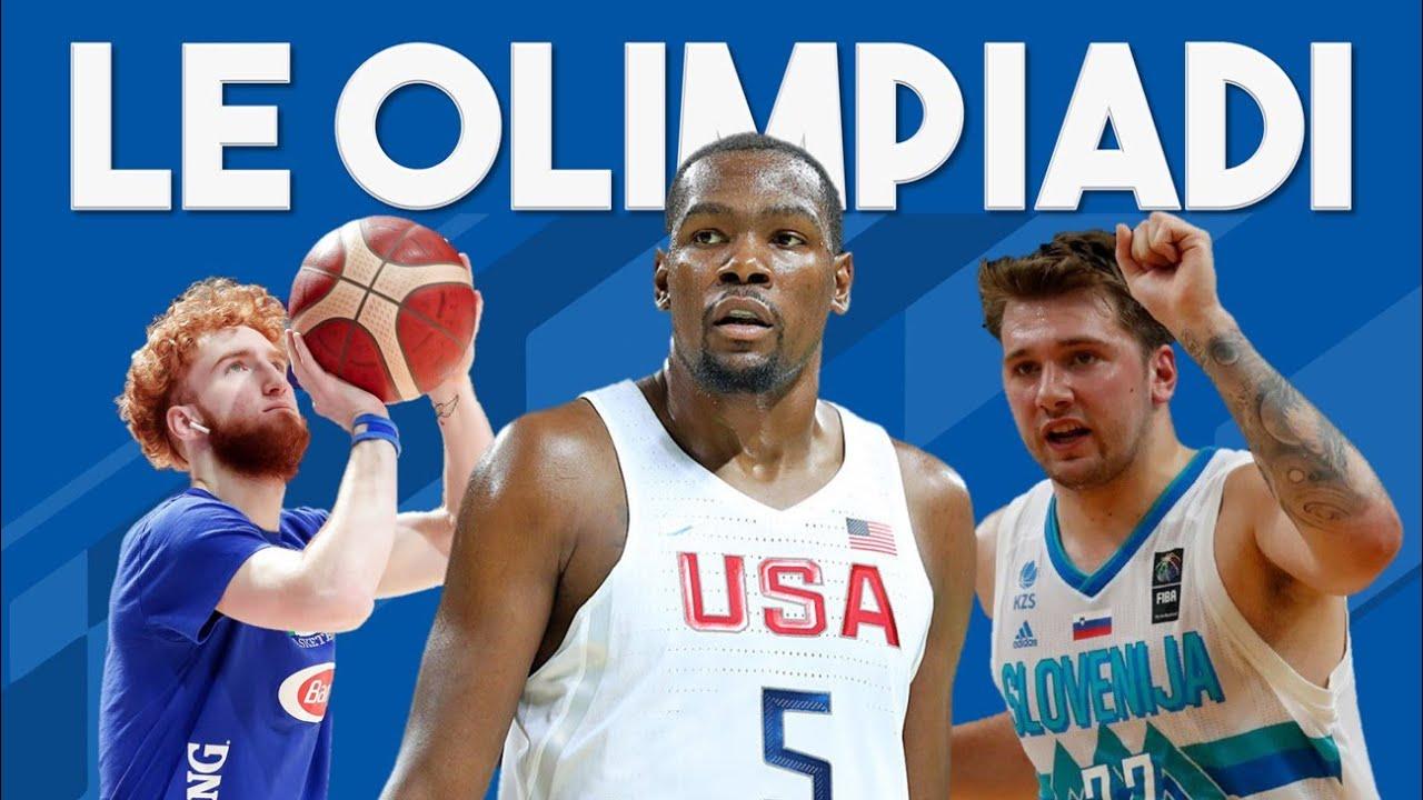 Il Focus sulle Olimpiadi - Tokyo 2020