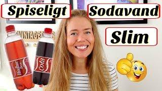 DIY spiseligt Sodavand slim // giftfri slim
