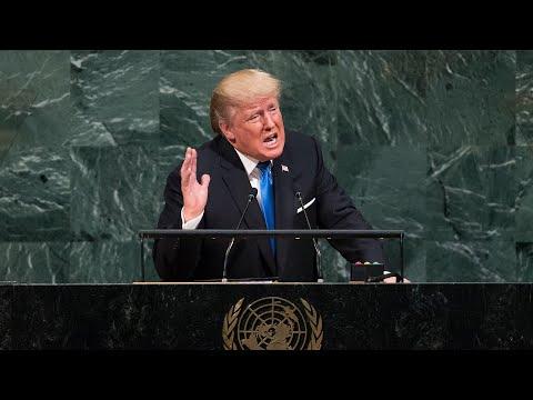 La amenaza de Trump contra Corea del Norte y sus críticas al gobierno de Maduro en Venezuela