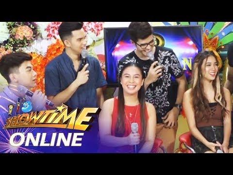It's Showtime Online: TNT Metro Manila contender Dianne Llanes speaks about optimism