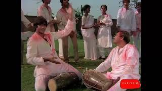Rang Barse || Best Of Amitabh Bachchan & Rekha || Holi Song