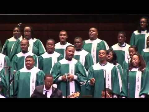 Lift Every Voice and Sing/Negro National Anthem (abbreviated version), UAB  Gospel Choir