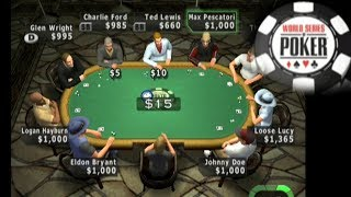 World Series of Poker ... (PS2)