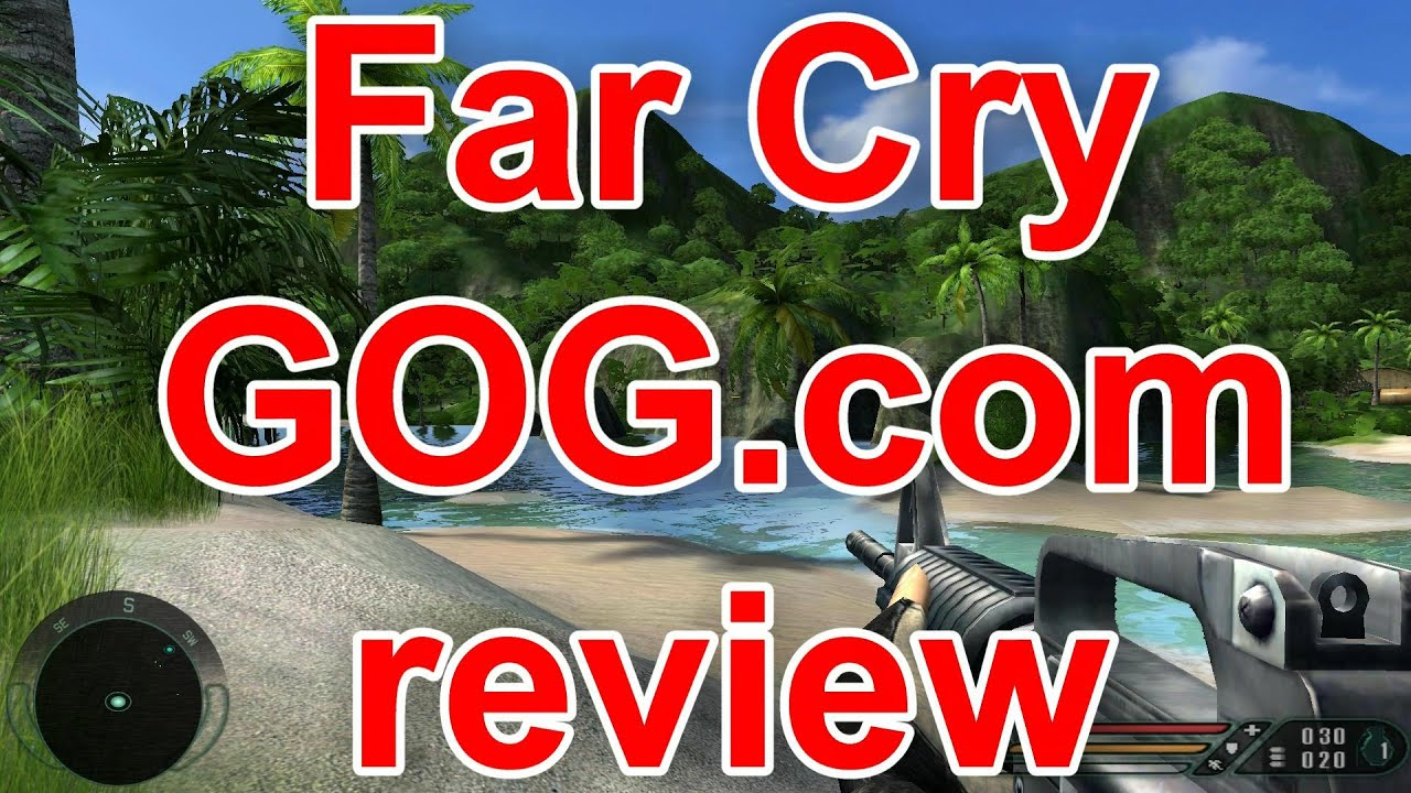 Far Cry Gog Com Review Youtube