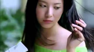 花王 エッセンシャル CM 髪も存在も美しい。