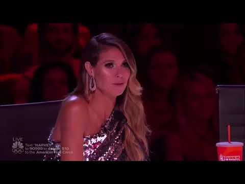 Dunkin Save and Judges save act America's got talent 2017 Quarter final