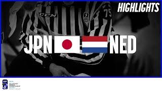 Япония : Нидерланды