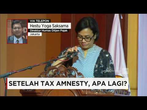 Setelah Tax Amnesty, Apa Lagi?
