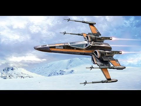 X-Wing Vassal ÉLŐ -