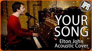 Your Song - Elton John (Acoustic Cover) John Lewis & Partners Christmas Ad 2018 - #EltonJohnLewis