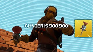 CLINGER GRENADE IS DOO DOO