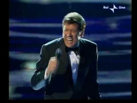 Gianni Morandi - Nel Blu Dipinto Di Blu (LIVE)