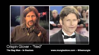 Crispin Glover Interview