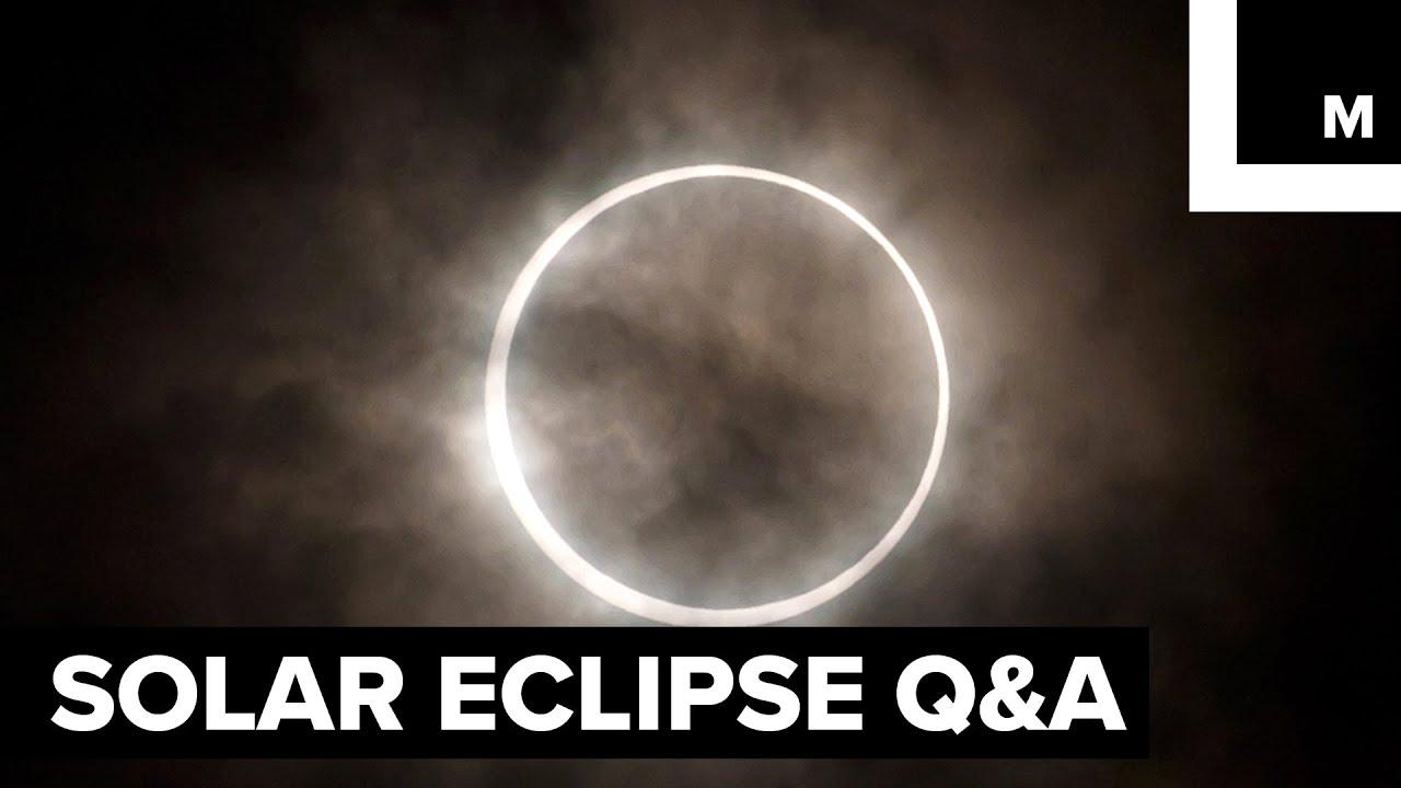 Solar eclipse Q&A