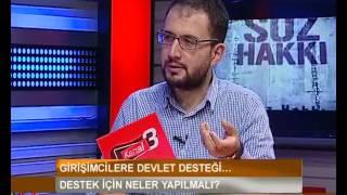 TÜM DEVLET DESTEK VE HİBELERİ - 1