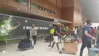 Accueil de Kalala OMOTUNDE en Guyane