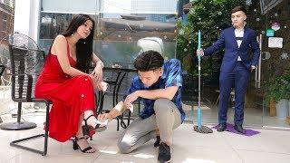 Nữ Thư Ký Bắt Nhân Viên Liếm Sạch Giày Và Cái Kết | Đừng Bao Giờ Coi Thường Người Khác - RKM