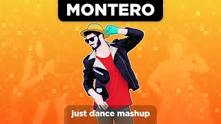 Montero Call Me By Your Name By Lil Nas X Just Dance 2021 Dance Mashup MP3