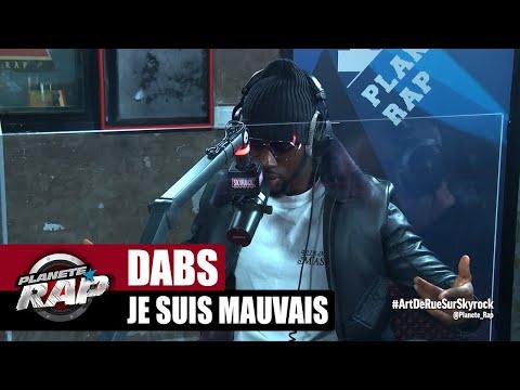 Youtube: Dabs«Je suis mauvais» #PlanèteRap